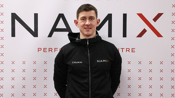 Luke Griffiths - Sports Rehabilitator at Namix